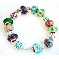 Custom AZ Beads Bracelet