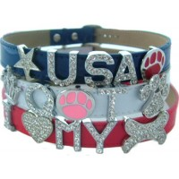 Custom Bling Pet Collar