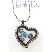Earth Day Lockets