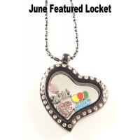 June Featured Lockets