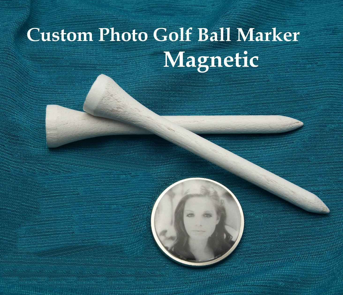 Magnetic Golf Markers