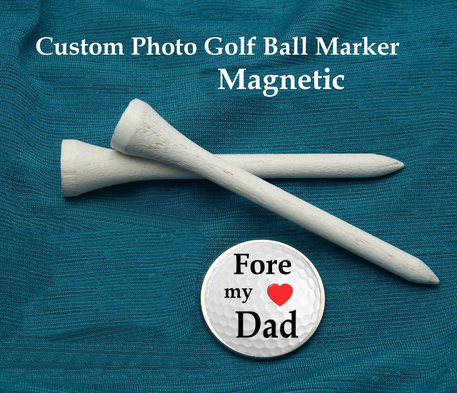 Magnetic Golf Ball Markers Az Charms Links Llc