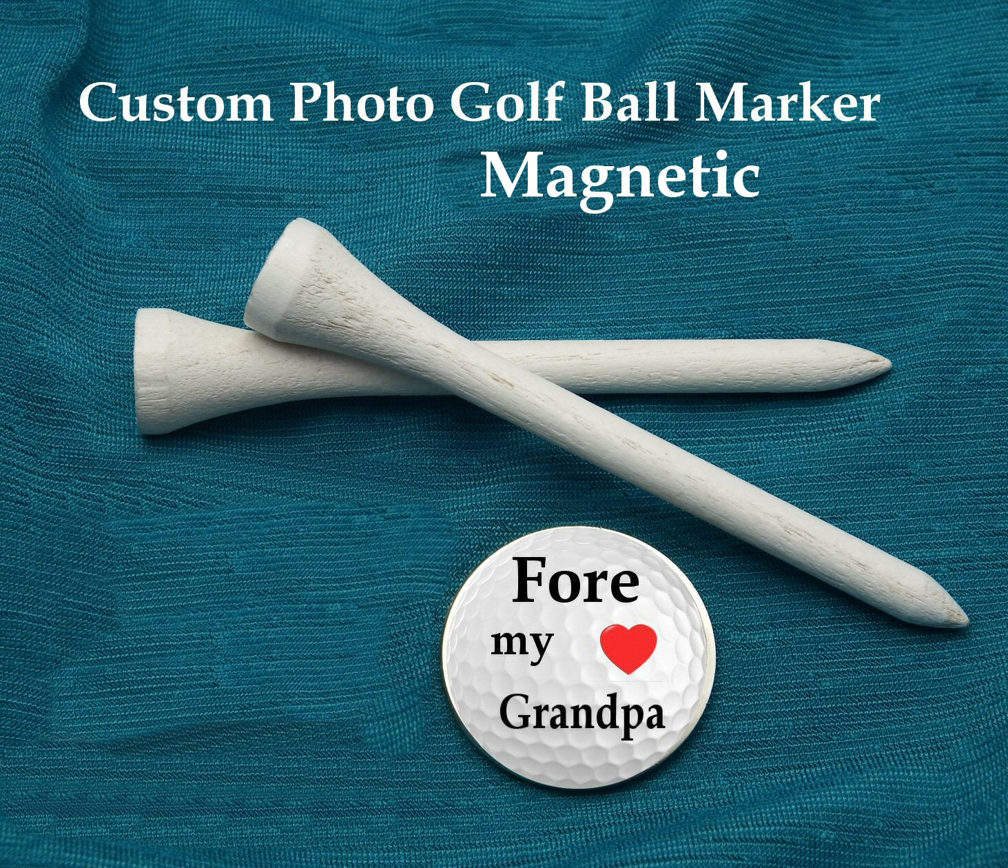Magnetic Golf Ball Markers Az Charms Links Llc